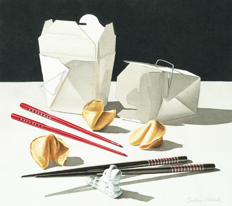 Fancy Chopsticks
