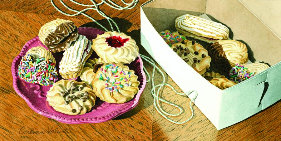 Italian Cookies II 3%22